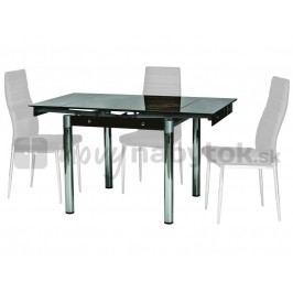 Jedálenský stôl GD-082 hnedý (pre 4 osoby)