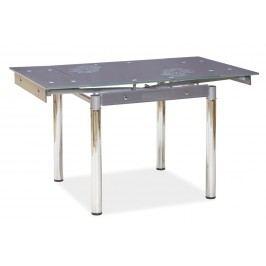 Jedálenský stôl GD-082 šedý (pre 4 osoby)