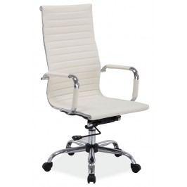 Kancelárske kreslo Q-040 béžové