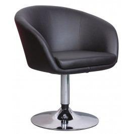 Barová stolička A-322 Krokus čierna