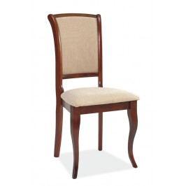 Jedálenská stolička MN-SC čerešňa antická