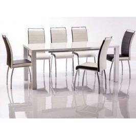 Jedálenský stôl Montego II 140x80 (pre 6 osôb až 8 osôb)