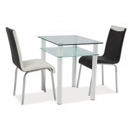 Jedálenský stôl Sono 80x60 (pre 4 osoby)