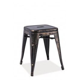 Barová stolička Spot (čierna)