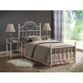 Jednolôžková posteľ 90 cm Lima (s roštom)