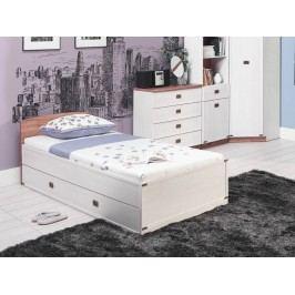 Jednolôžková posteľ 90 cm Magic MA 13
