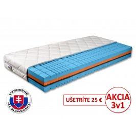 Penový matrac Benab Delta Flex 200x80 cm (T4/T5)