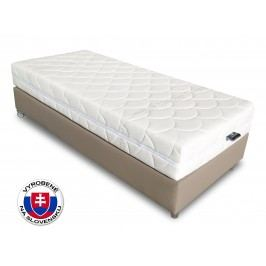 Jednolôžková posteľ 90 cm Benab Alfa Spring Box (s roštom)