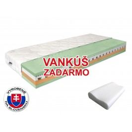 Penový matrac Benab Omega Flex 200x80 cm (T2/T3) *vankúš zadarmo
