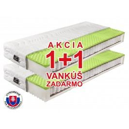 Taštičkový matrac Benab Ergomax 200x70 cm (T3/T4) *AKCIA 1+1