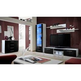 Obývacia izba Galino 23 WSH GB (s osvetlením)
