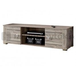 TV stolík/skrinka Pirmont 24 SR MO 10