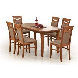 Jedálenský stôl Fryderyk 160/240 (pre 6 až 10 osôb)