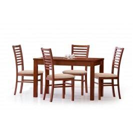 Jedálenský stôl Ernest 120/160 (pre 4 až 6 osôb)