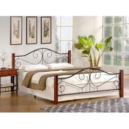 Manželská posteľ 160 cm Violetta (s roštom)