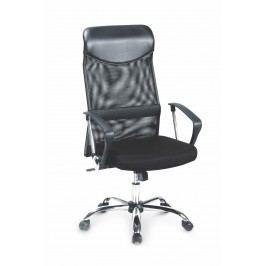 Kancelárska stolička Vire čierna