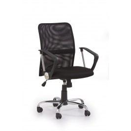 Kancelárska stolička Tony čierna