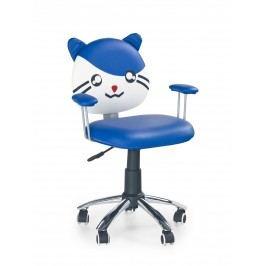 Detská stolička Tom modrá