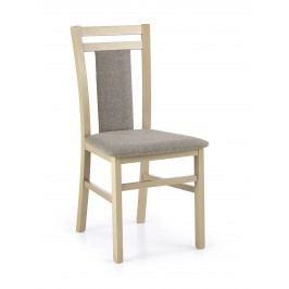 Jedálenská stolička HUBERT 8 Dub Sonoma
