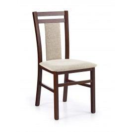 Jedálenská stolička HUBERT 8 Orech tmavy