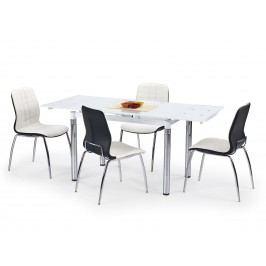 Jedálenský stôl L31 biela (pre 4 až 6 osôb)