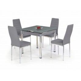 Jedálenský stôl Kent šedá (pre 4 osoby)