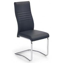 Jedálenská stolička K183 čierna