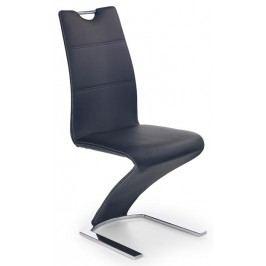 Jedálenská stolička K188 čierna
