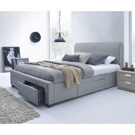 Manželská posteľ 160 cm Modena (s roštom)