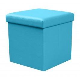 Taburetka Moly (modrá)
