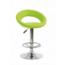 Barová stolička H-15 (zelená)