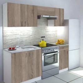Kuchyňa Verka 180 cm Dub Sonoma Trufel