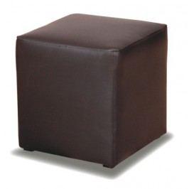 Taburetka Kubik čierna
