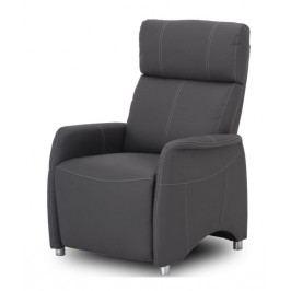 Relaxačné kreslo Forest CH-113100 koža PU čierna