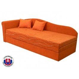 Rozkladacia posteľ (váľanda) 80 až 160 cm Katka (s molitanovým matracom) (L)