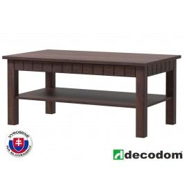 Konferenčný stolík Decodom Lirot Typ 45 (dub pílený schoko)