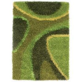 Ručne viazaný koberec Bakero Delphi Green