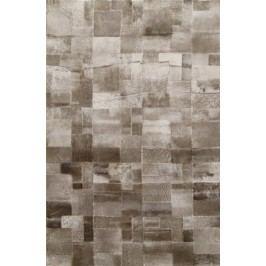 Ručne vyrobený koberec Bakero Bodrum Silver