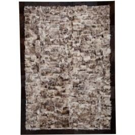 Ručne vyrobený koberec Bakero Toscana Natur