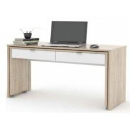 PC stolík Versal New Dub sonoma+Biela