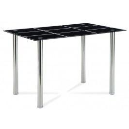 Jedálenský stôl AT-1888 BK (pre 4 osoby)