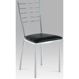 Jedálenská stolička AUC-178 BK