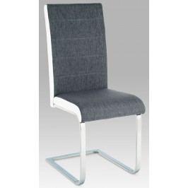 Jedálenská stolička WE-5025 GREY2
