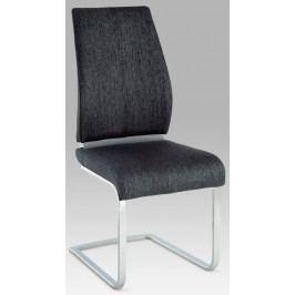 Jedálenská stolička WE-5090 BK