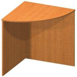 Rohový Písací stôl Tempo Asistent New AS 024 čerešňa