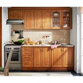 Kuchyňa Lora MDF klasik 240 cm