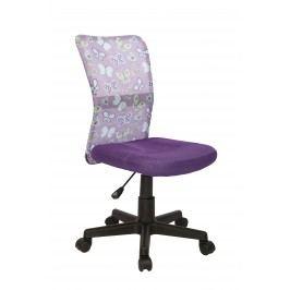 Detská stolička Dingo (fialová)