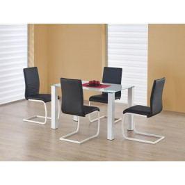 Jedálenský stôl Merlot (čierna) (pre 4 osoby)