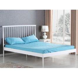Manželská posteľ 160 cm Brenda (s roštom)