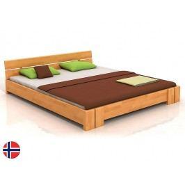 Manželská posteľ 200 cm Naturlig Tosen (buk) (s roštom)